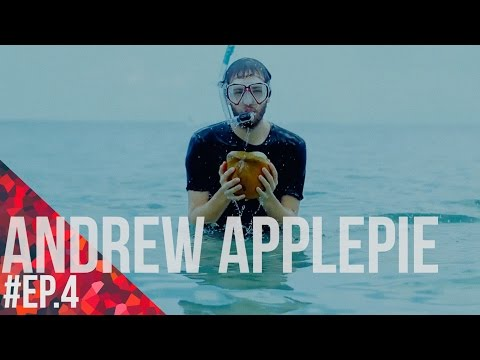 Feel the Vibe with Andrew Applepie #Ep.4 - Multi-instrumentalist genius [Berlin]