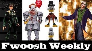 Weekly! It Pennywise, Duck Tales, Tekken, Thor: Ragnarok, Joker, Iron Man, Mortal Kombat and TMNT!