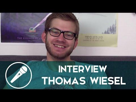 Thomas Wiesel - Interview