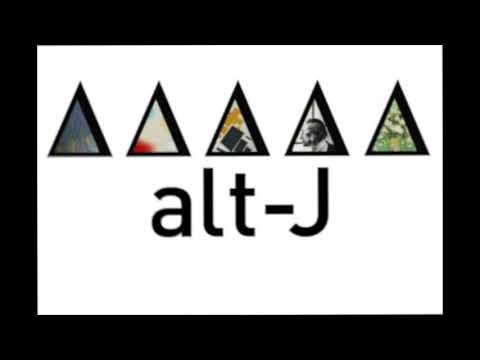 alt-J - Breezeblocks played backwards
