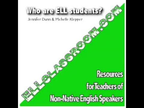 Who are ELL students?