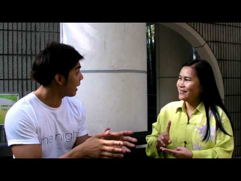Danny interview with Ms Bungon (TRA)