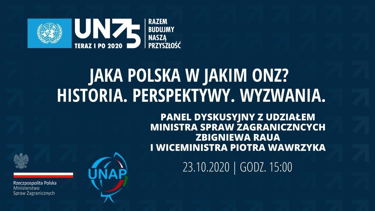Tydzień ONZ – 75. rocznica utworzenia Organizacji Narodów Zjednoczonych