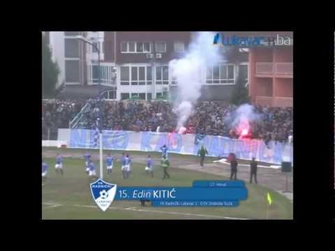 [Lukavac-x.ba] FK Radnički - FK Sloboda (1-0)