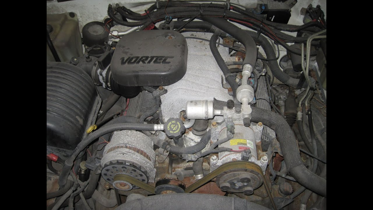 Dekalb Sycamore Chevy >> Fleet maintained 96 Chevy Vortec 7 4L engine 128K miles ...