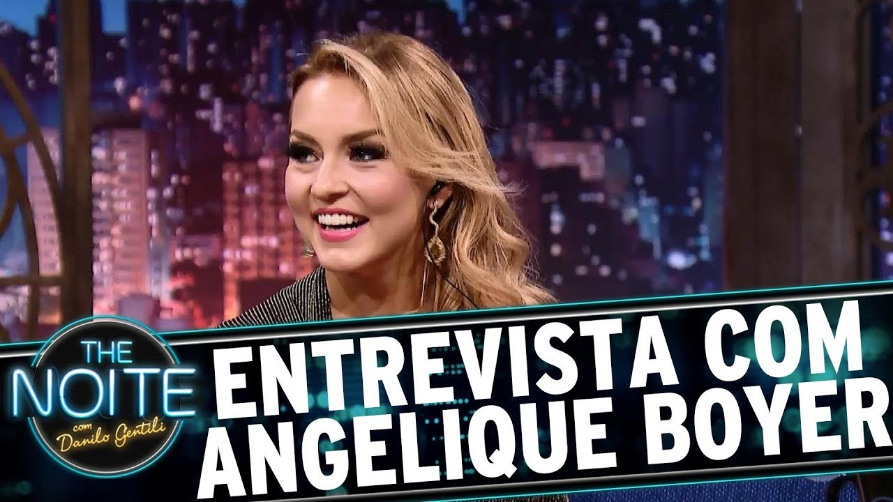 Angelique Boyer Movies And Tv Shows sbt the noite - angelique boyer - team angelique boyer