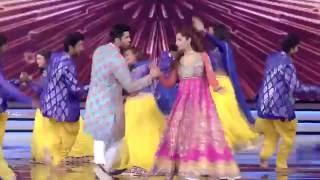Download Hindi Video Songs - Mahira Khan & Sheheryar Munawar Shakar Wandaan Performance In Lux Style Awards 2016