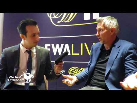"""If Tottenham Win The League I Will..."" | Gary Lineker Interview"