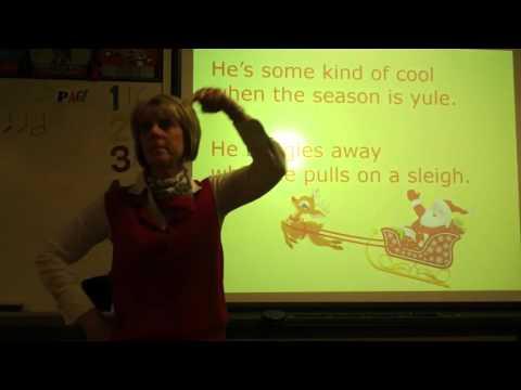 Blitzen's Boogie 2nd Grade