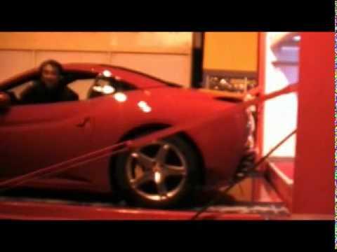 Transports Ferrari California