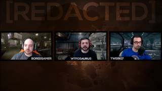 [REDACTED] Star Citizen Podcast #112 - Weapon Skin Rant
