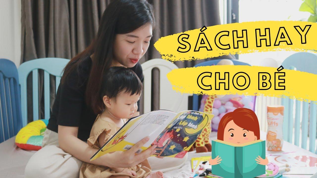 SÁCH HAY CHO BÉ 0-6 THÁNG TUỔI// My Thuan