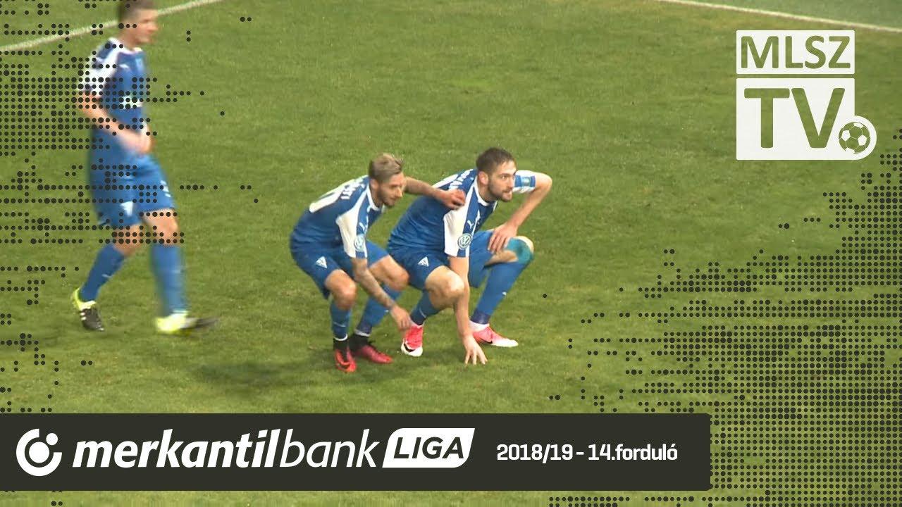 ZTE FC - Credobus Mosonmagyaróvár | 2-1 (0-0) | Merkantil Bank Liga NB II.| 14. forduló |