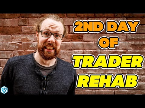 2nd Day of Trader Rehab | Ross's Trade Recap