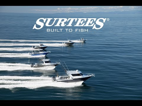 Surtees Boats - Built To Fish