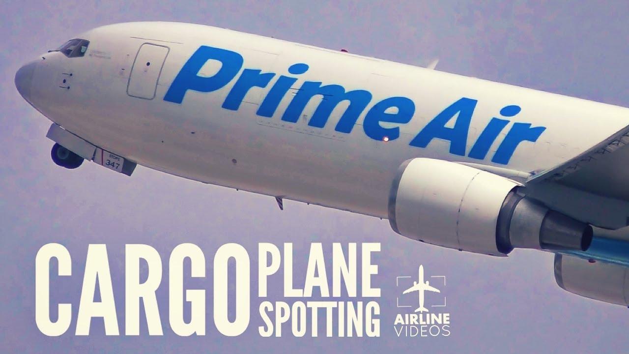 Cargo Plane Spotting at LAX