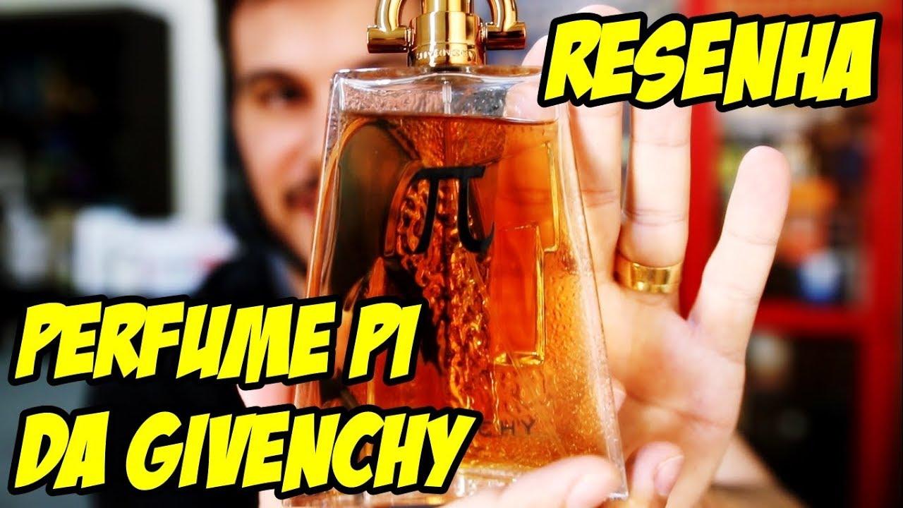 Givenchy Perfume Pi Resenha Importado Masculino 0mNw8nv