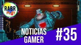 Noticias Gaming #35 DEATH STRANDING - STARLINK - XBOX - MEGA MAN 11