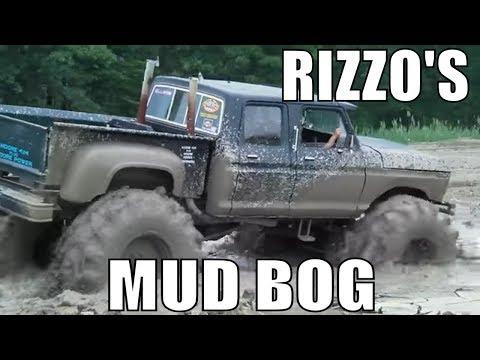 RIZZOS 4x4 TRUCK MUD BOG Vol 2