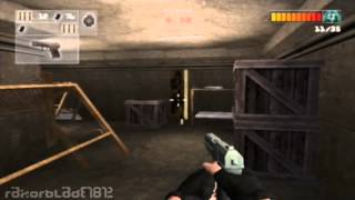 PS2 - SAS GIGN GSG-9 Anti-Terror Force - Mission 1: Training Grounds
