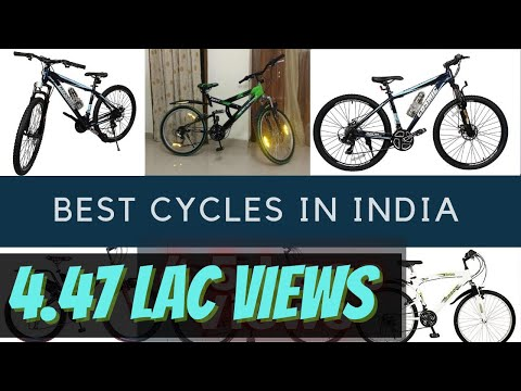 Best Cycles Brands in India 2019 with Prices List