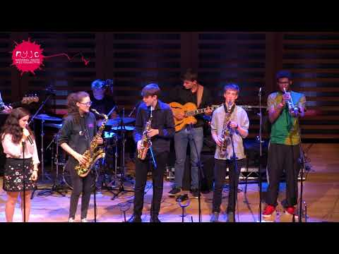 NYJC Summer School Concert 2017- Nic France & Chris Batchelor Combo