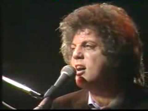Billy Joel 1978 Movin' Out