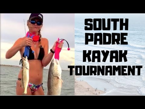 Kayak Fishing | South Padre Texas Tournament