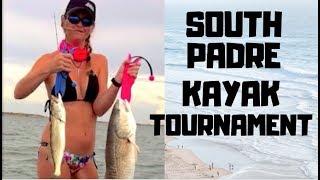 Kayak Fishing | South Padre Texas Tournament