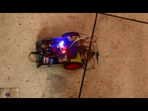 Voice-Controlled Arduino Robot Responds To Simple