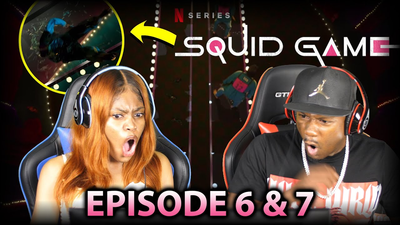 Download Squid Game Ep 6 & 7 REACTION
