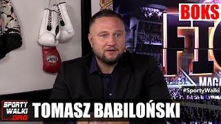 Tomasz Babiloński o walce Głowacki-Vlasov