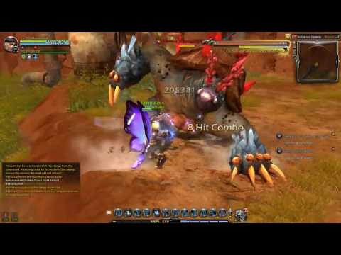 Dragon Nest Europe New Lv 90 Daily Quest Moon Lord
