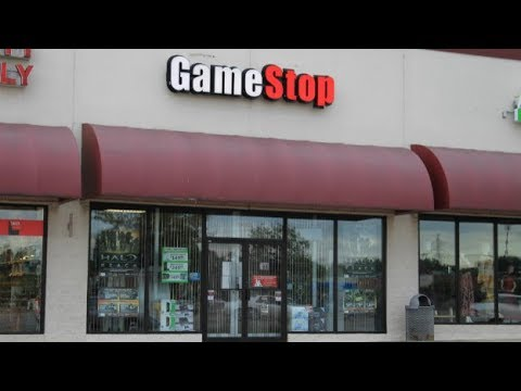 You Have To Be 18+ To Trade Games At Gamestop...