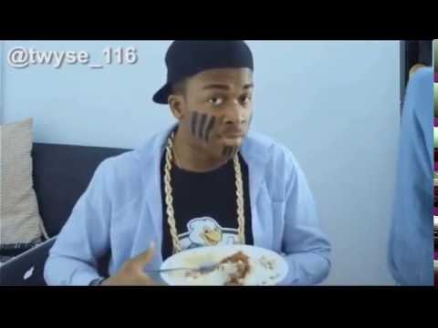 Compilation of Twyse's family comedy video, 'Best of Sade' is out