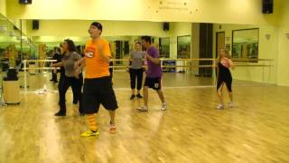 La Despedida - Daddy Yankee - Mambo Cha Cha Fitness w/ Bradley - Crazy Sock TV
