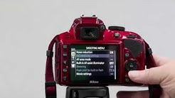 How to Format the SD Card on a Nikon D3300