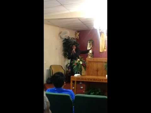 Pastor Rachel Dawes