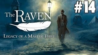 "The Raven Legacy of a Master Thief - CHAPTER 1 - Part 14 ""Prisoner & Wire Lockpicking"""