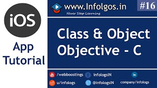 What are Classes and Objects in iOS App development - Tutorial 14