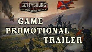 """Gettysburg: Armored Warfare"" On-line Game Promo Trailer"