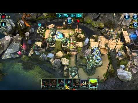Prime World Defenders game walktrough |