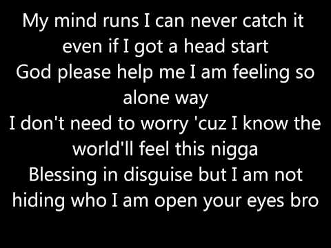 Kid Cudi- The Prayer with lyrics
