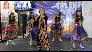 حفل استضافة ( ماريا قحطان ) نجمة اليمن في برنامج مواهب جالكسي HD