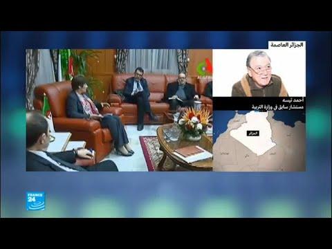 ماذا يحدث بين المضربين ووزارة التربية في الجزائر؟  - 18:24-2018 / 2 / 22