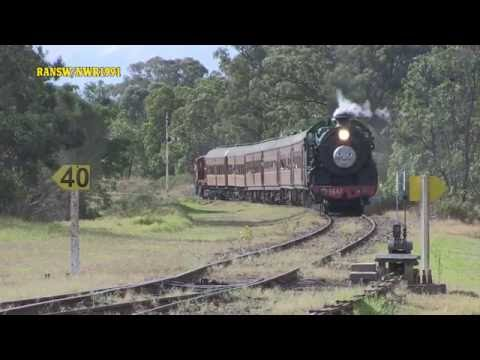 Rail Around New South Wales June 2016