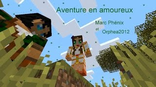 S2 Ep 8 | Minecraft en amoureux | Finir la grotte et se perdre