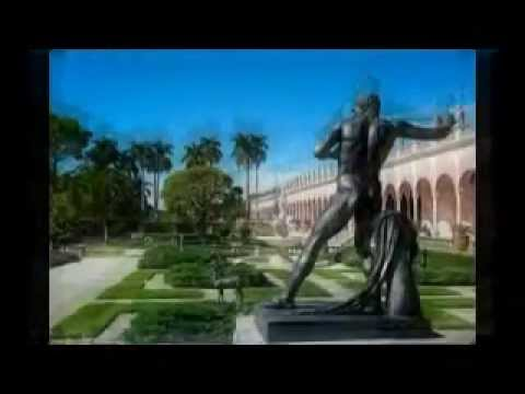 Ringling Museum Complex of Art in Sarasota, Florida