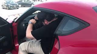 First start 2020 Toyota Supra exhaust sound