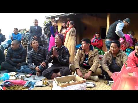 Tamang Wedding  Video In Nepal||om Cinema Art